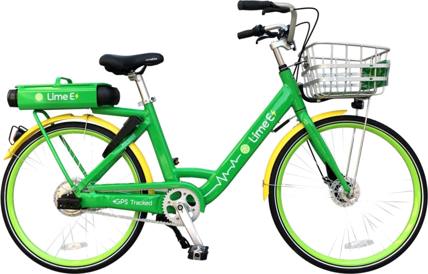 Rockit's Eletric Assist Bicycle